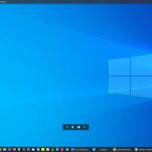 Cairo Desktop is a free desktop shell for Windows