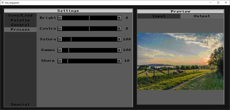 SLK_img2pixel process