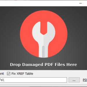 pdf fixer repair pdf documents