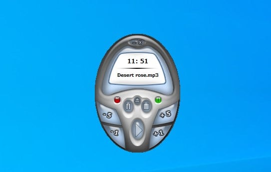 MP3 Timer is a freeware program that plays a music track when the countdown runs out