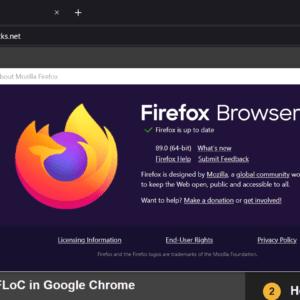 firefox 89 new interface