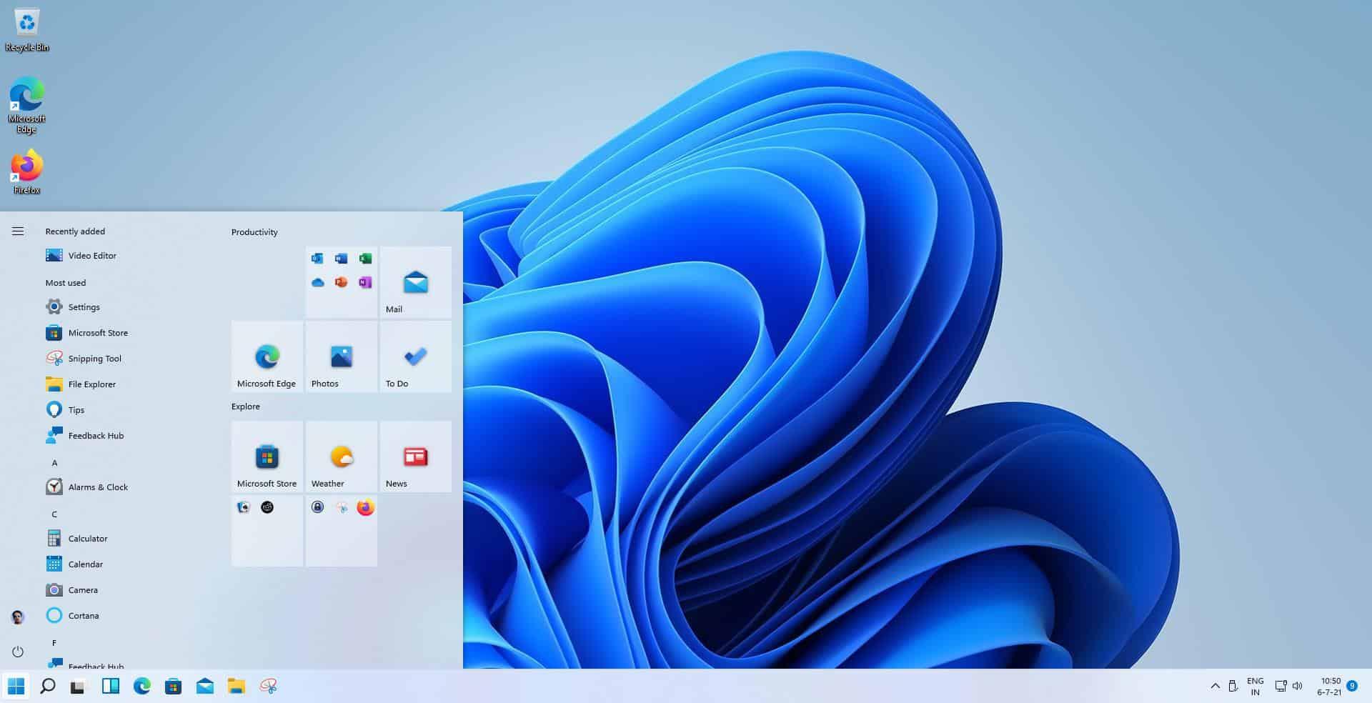Restore the Windows 10 Start Menu in Windows 11 with TenStartMenuFixer