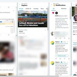 TweetDeck Preview new interface