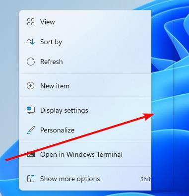 Windows 11 Insider Preview Build 22000.71 - menu drawing issues