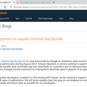amazon app store windows 11 support