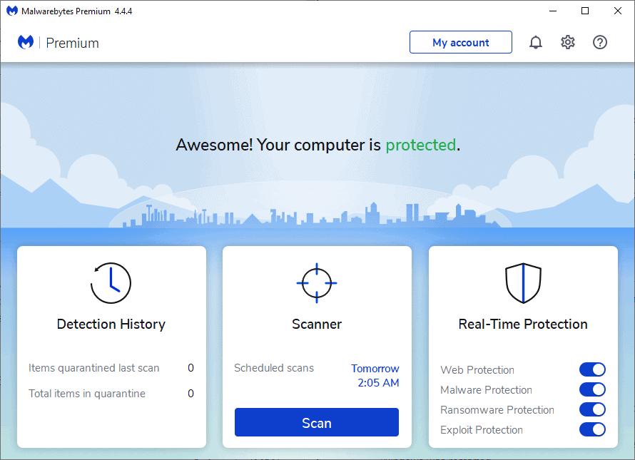 malwarebytes 4.4.4
