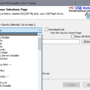 universal usb installer 2.0.0.7