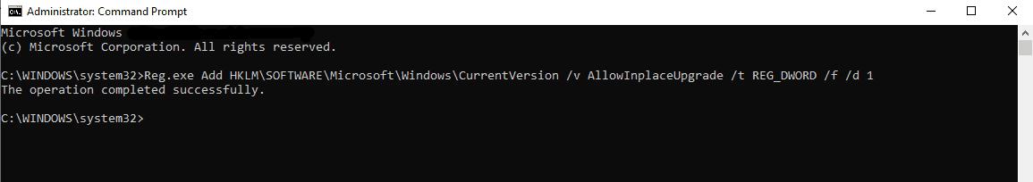 windows 10 fix PSFX_E_MATCHING_BINARY_MISSING