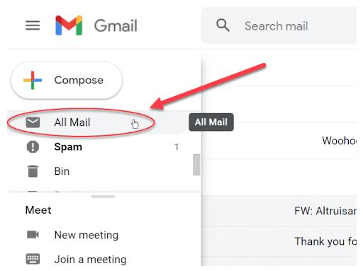 What Does Archive Mean in Gmail?