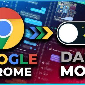 Best Dark Mode Extension for Chrome