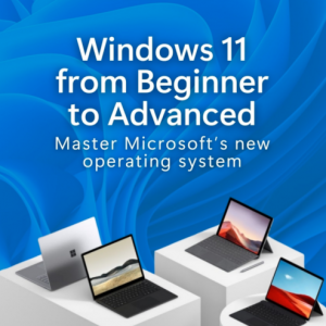 windows 11 from beginner to advanced
